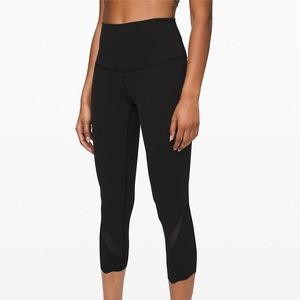 Lululemon Wunder Under 7/8 Leggings High Rise